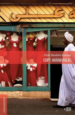 Egipt: haram halal - okładka